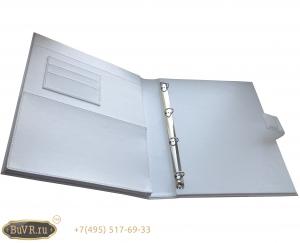 Фото Папки для документов на кольцах