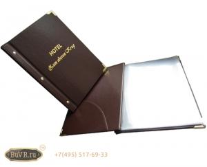Фото Папки с файлами и карманами