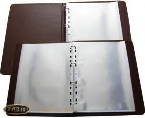 Фото Папки с прозрачными файлами