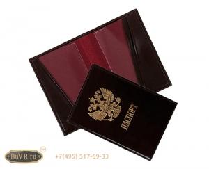 Фото Обложка для паспорта 30-16