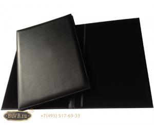 Фото папка адресная черная в наличии