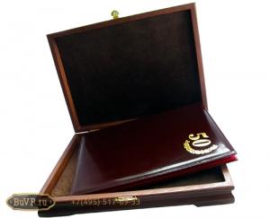 Фото Папка подарочная в коробке