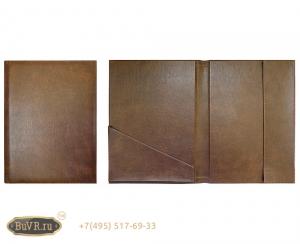 Фото папка для бумаг с карманом