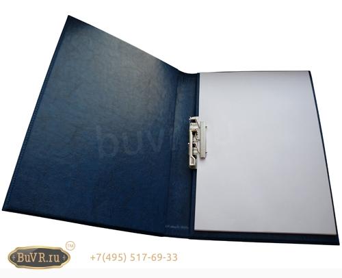 папки с зажимом для бумаг изготовление